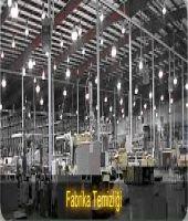 fabrika temizliği